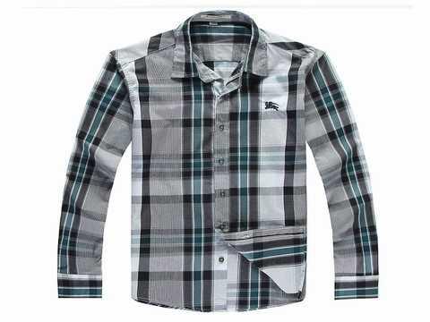 chemise courte homme