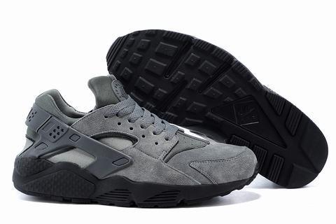 Nike Huarache Homme Grise